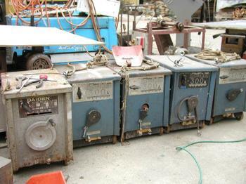 江苏电焊机回收厂家